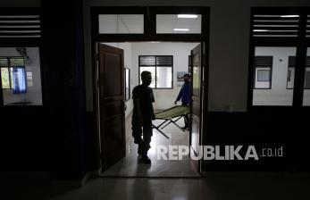 SMPN 27 Tangerang Jadi Ruang Isolasi Pasien Covid-19