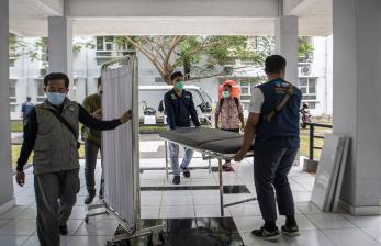 Kasus Positif Covid-19 di Palembang Paling Tinggi di Sumsel