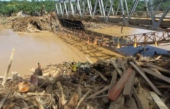 Banjir di Bengkulu, 500 KK Mengungsi