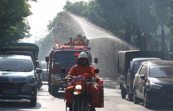 Gugas Covid-19: Akses ke Kota Surabaya tidak Ditutup