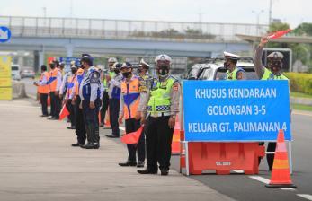 Polisi: Puncak Arus Balik Libur Panjang Hari Ini