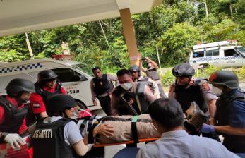 KKB Kembali Berulah di Timika