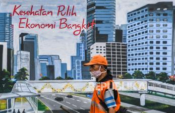 In Picture: Anies Perpanjang PPKM Skala Mikro di Jakarta