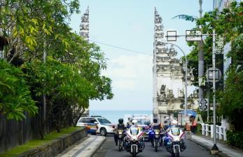 Turis Tiongkok Didorong Berwisata ke Indonesia Pascapandemi