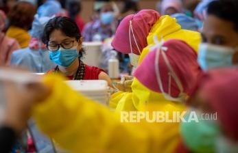 Keterisian RS di Sumatra Naik, Jawa Turun