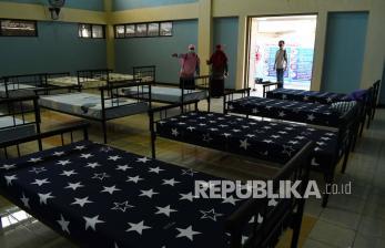 Mayoritas Pasien Covid-19 Jawa Timur Pilih Isolasi Mandiri