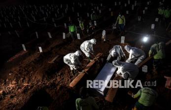 Petugas Pemakaman Covid-19 Patut Diberi Perhatian Khusus
