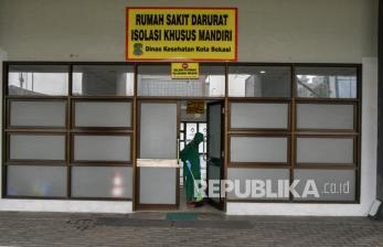 Walkot Bekasi: Kasus Covid-19 Melonjak Vertikal