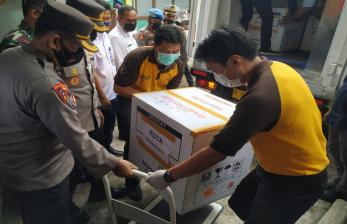 Wali Kota Tasikmalaya Tak Dapat Jatah Vaksinasi Pertama