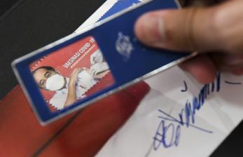 In Picture: Kemenkominfo Luncurkan Perangko Edisi Vaksinasi Covid-19