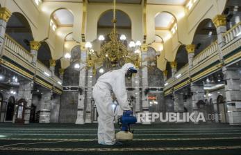 Ini Pesan Imam Besar Istiqlal Soal New Normal di Masjid