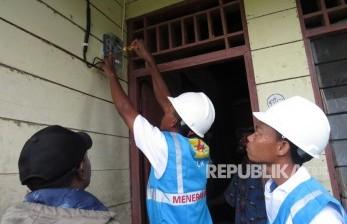 Pemerintah Kejar Elektrifikasi 433 Desa di Wilayah Timur