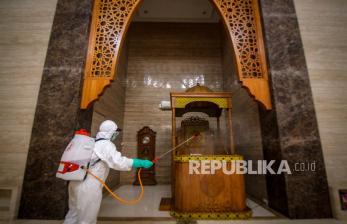 <em>New Normal,</em> Kemenag Tangsel Pertimbangkan Buka Masjid