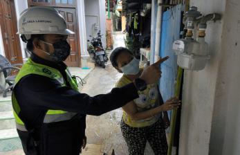 Kementerian ESDM Lakukan <em>Gas In</em> Pertama Jargas Cirebon
