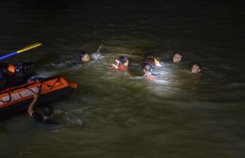 Kemenag Evaluasi Kegiatan Susur Sungai di Madrasah