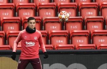 Rivaldo: Coutinho Masih Punya Masa Depan di Barcelona