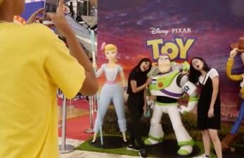 Libur Sekolah Bersama Tokoh <em>Toy Story</em>