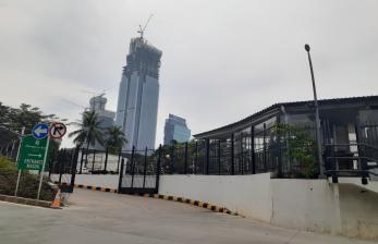 Langgar PSBB, Hotel Shangri-la Tutup Sementara Restoran