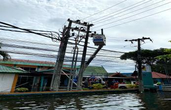 BMKG : Hujan Deras Masih Berpeluang Hantam Kalsel