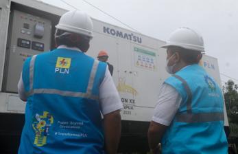 PLN Sukses Kawal Listrik PON XX Papua 2021
