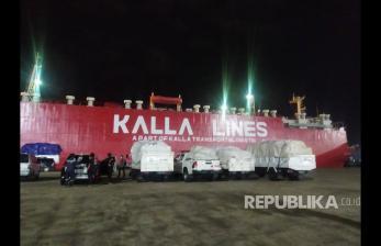 PMI Distribusi 250 Ribu Liter Air Bersih ke Sulbar-Kalsel
