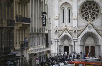 Penyerang di Nice Bernama Aouissaoui, Baru Tiba di Eropa