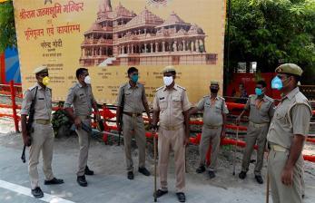 Polisi Muslim di India Diskors karena Tumbuhkan Jenggot