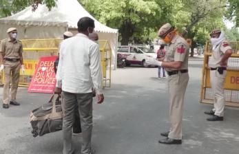 76.000 Polisi di India Terpapar Covid-19