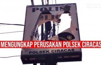 Mengungkap Perusakan Polsek Ciracas