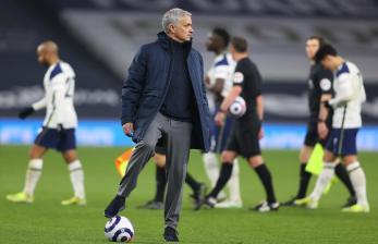 Mourinho Puji Ketajaman Tottenham Usai Kalahkan Palace