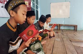 Daarul Quran Gelar Aksi Tebar Alquran di Semarang
