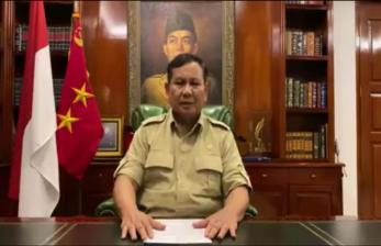 Prabowo Disebut Tokoh 'Usang' untuk Pilpres 2024