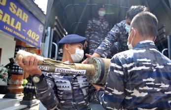 Kapal China Temukan Potongan Badan KRI Nanggala-402
