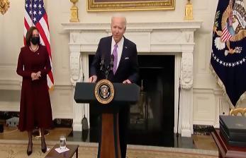 Tantangan Pekan Pertama Pemerintahan Joe Biden