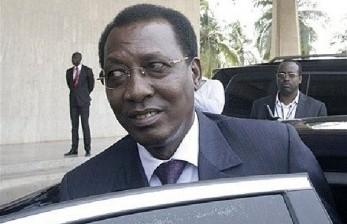 Para Pemimpin Asing Hadiri Pemakaman Presiden Chad