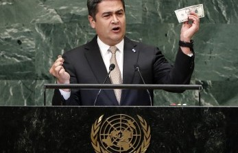 Presiden Honduras Minta Lahan Kosong Ditanam Tanaman Pangan