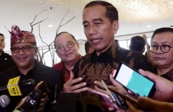 Ahok Kembali ke Politik, Jokowi: Terserah Pak Ahok
