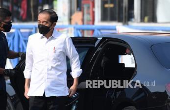 Jokowi Terima Masukan <em>Lockdown</em>, Tapi Tetap Pilih PPKM Mikro