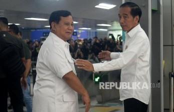 ET: Pertemuan Jokowi dan Prabowo untuk Persatuan Bangsa