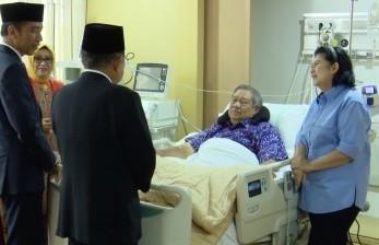 Jokowi: Pak SBY Kelelahan