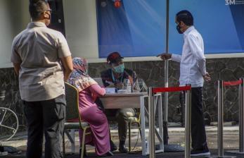 'Cegah Gelombang Dua Covid, Tindak Tegas Pelanggar Prokes'