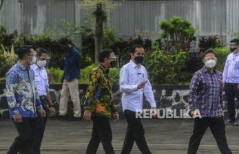 Jokowi Minta Kepala Daerah Pertajam PPKM
