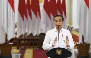 Ini Pidato Lengkap Jokowi Terkait Perppu Keuangan Negara