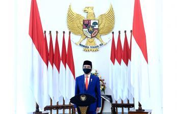 Jokowi: Pancasila Penggerak Persatuan Masyarakat Indonesia