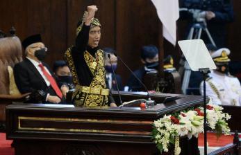 Pandemi, Jokowi: Mari Kita Jadikan Momentum Kebangkitan Baru