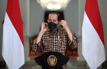 Jokowi Tegaskan Pengawasan PTM Harus Terus Dilakukan
