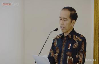 Jokowi Minta Perusahaan Sekuat Tenaga tak PHK Karyawan