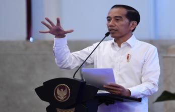 Jokowi Minta Pemanfaatan Palapa Ring Ditingkatkan