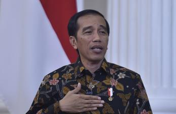 Relawan Siap-Siap 2024, Jokowi: Sabar Dulu, <em>Ojo Kesusu</em>