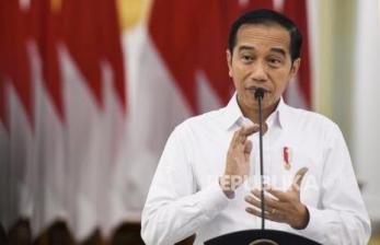 Presiden Jokowi Ungkap Kunci Bangsa Tangguh